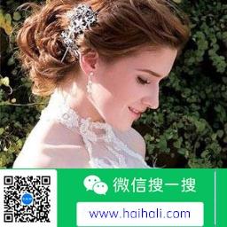 新娘当天跟妆造型图片,宫廷式新娘发型图片
